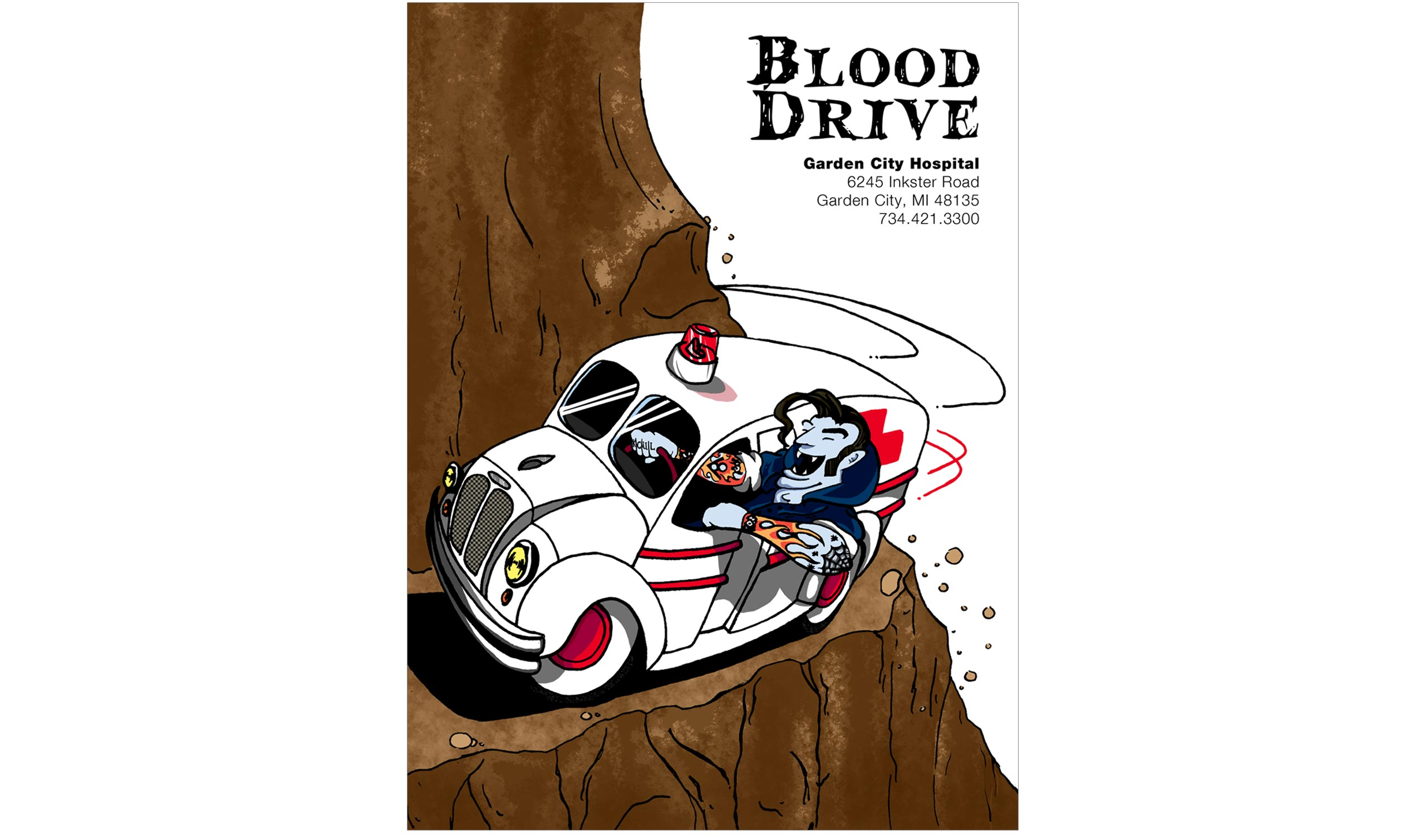 The-Blood-Drive-Poster